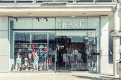 Next Store in Bury St Edmunds Stock Photo