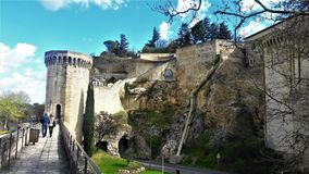 Beautiful Avignon, France royalty free stock photography