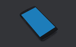 Nexus 5 Black. A Nexus 5 In Black Stock Image