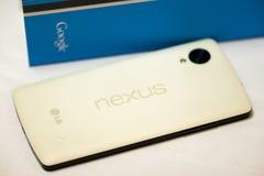 Nexus 5 Royalty Free Stock Images