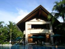 Nexus Resort Karambunai. Resort Karambunai Stock Image