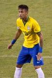 Neymar Βραζιλία Στοκ εικόνα με δικαίωμα ελεύθερης χρήσης