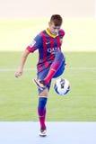 Neymar -巴塞罗那足球俱乐部 免版税图库摄影