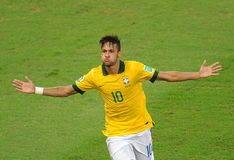 Neymar obraz stock