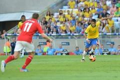 Neymar Royalty-vrije Stock Afbeeldingen