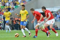 Neymar 免版税库存照片