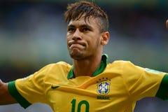 Neymar Royaltyfri Bild