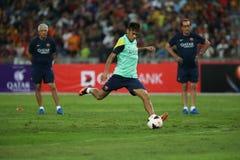 Neymar Стоковые Фотографии RF