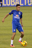 Neymar Brazil royalty free stock photography