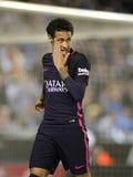 Neymar da Silva FC Barcelona Zdjęcie Stock