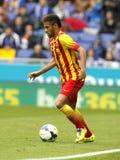 Neymar da Silva of FC Barcelona Stock Photography