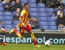 Neymar da Silva of FC Barcelona Stock Photo