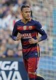 Neymar da Silva of FC Barcelona Royalty Free Stock Photography