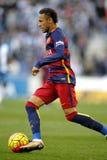 Neymar da Silva of FC Barcelona Royalty Free Stock Image