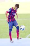 Neymar - FC Barcelona Stock Fotografie