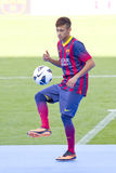 Neymar of FC Barcelona Stock Photography