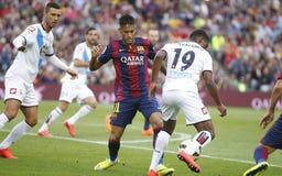 Neymar jr FC Barcelone v La Corogne Liga - Espagne Stock Image