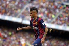 Neymar-jr. FC Barcelone V La Corogne Liga - Spanien Lizenzfreie Stockbilder