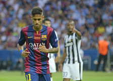 Neymar Royalty Free Stock Photography