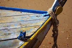 Nez de bateau Photographie stock libre de droits