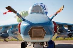 Nez de l'avion Images libres de droits