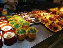 Chinese food @ Yu Garden Food Court, Shanghai China. Nfd chinese food garden court shanghai china royalty free stock image