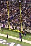 NFL橄榄球-其好! 库存图片