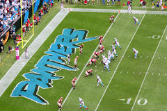 NFL - 3 Wide Receiver Set Royalty Free Stock Image