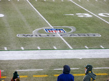 NFL American Football Playoffs Royalty Free Stock Photos