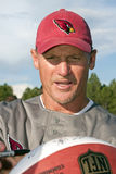 NFL Arizona Cardinals Coach Ken Whisenhunt Stock Image