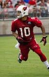NFL Arizona Cardinals Football Pre-season Training Camp Practice Stock Photo