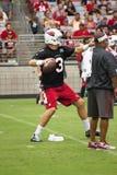 NFL Arizona Cardinals Football Pre-season Training Camp Practice Stock Photography