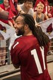NFL Arizona Cardinals Football Pre-season Training Camp Practice Stock Images