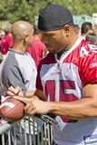 NFL Arizona Cardinals training camp Reagan Maui'a Stock Photography