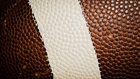 NFL-baldeel Royalty-vrije Stock Foto's