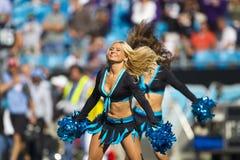 NFL: Corvos de novembro 21 Baltimore contra panteras de Carolina imagem de stock
