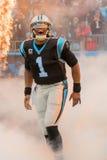 NFL: 11 de diciembre San Diego Chargers Vs Carolina Panthers Imagen de archivo libre de regalías