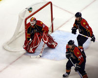 NFL Florida Panthers Royalty Free Stock Photography