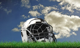 Nfl helmet Royalty Free Stock Images