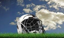 Nfl helmet Royalty Free Stock Images