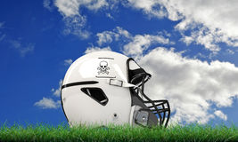 Nfl helmet Stock Photography