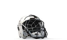 Nfl helmet. On white background Royalty Free Stock Photo