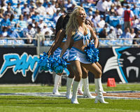 NFL Kansas City Chiefs Vs Carolina Panthers Stock Photography