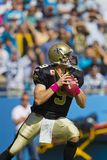NFL:  Oct 09 Saints Vs Panthers Stock Photography