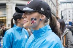 NFL op Regent Street Royalty-vrije Stock Foto