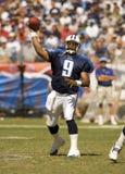NFL Quarterback Steve McNair Stock Photos