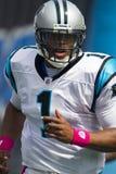 NFL: Saint outubro de 09 contra panteras Foto de Stock