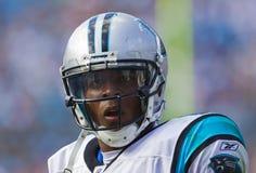 NFL: Saint outubro de 09 contra panteras Imagem de Stock