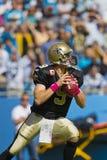 NFL: Santos del 9 de octubre contra panteras Fotografía de archivo