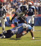 NFL Steve McNair Stock Photo